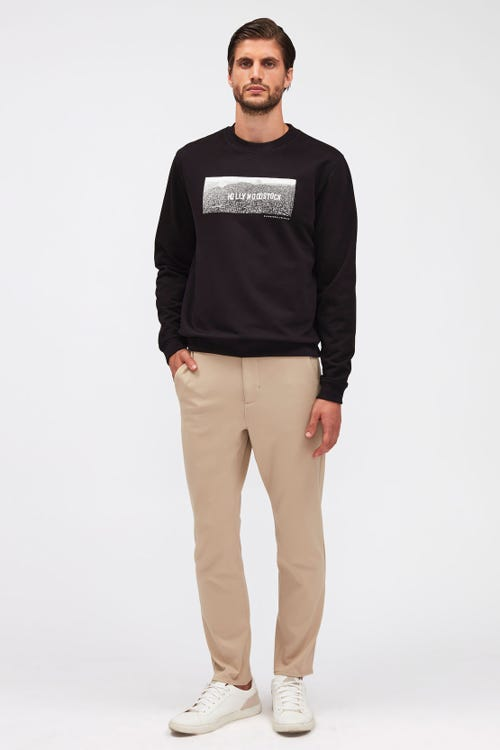 TRAVEL CHINO DOUBLE KNIT SANDCASTLE