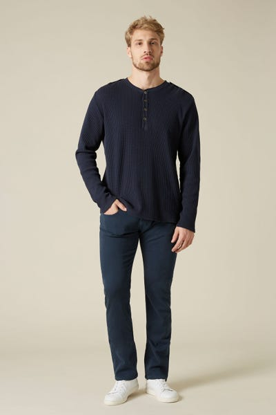 RONNIE J LUXE JOGGER COLORS NAVY