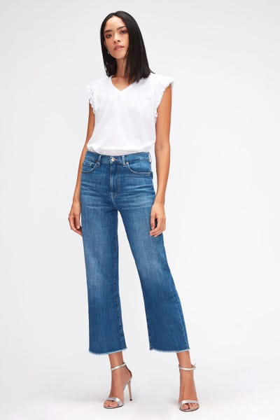 CROPPED ALEXA LEFT HAND RESTORE WITH RAW CUT FRAYED