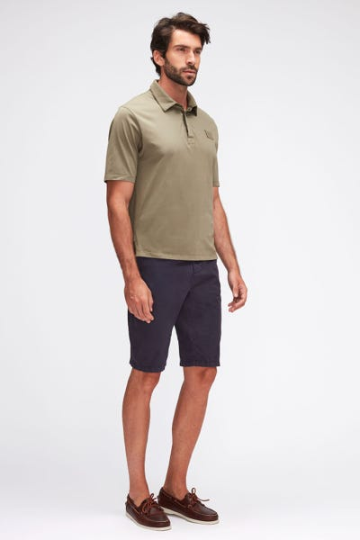 SLIMMY CHINO SHORTS WEIGHTLESS COLORS  NAVY