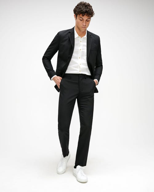 TAILORED TROUSER - CIGARETTE