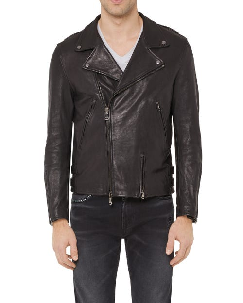 PERFECTO LEATHER BLACK