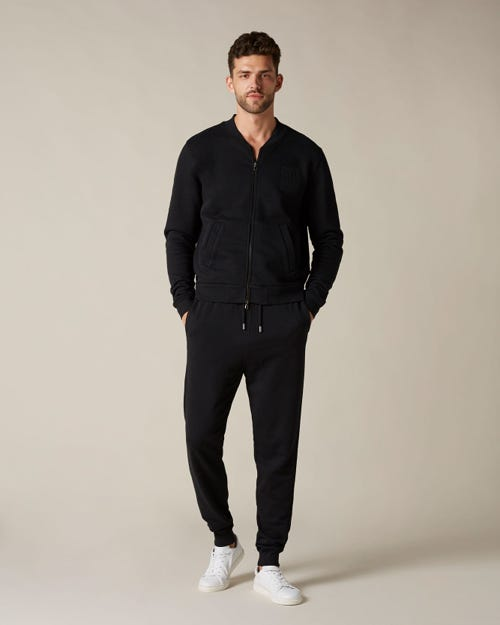 JOGGER FLEECE BLACK
