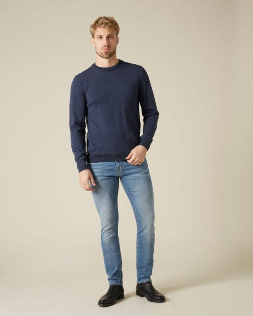RONNIE LUXE VINTAGE NOBILITY BLUE