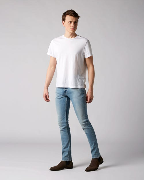 7 For All Mankind - Ronnie Comfort Luxe Secretly