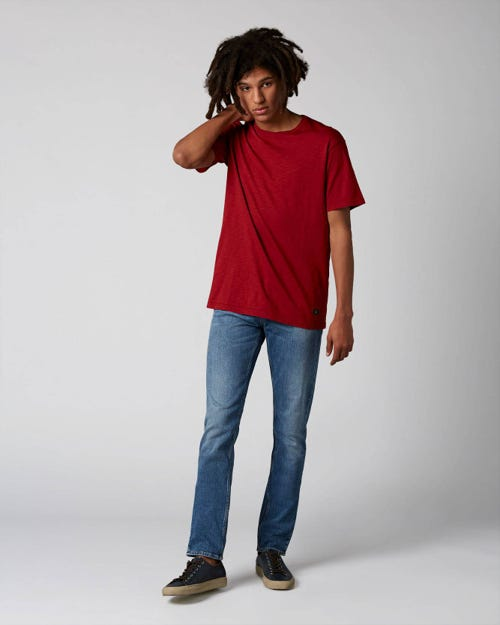 7 For All Mankind - Ronnie Hanwell Light Blue