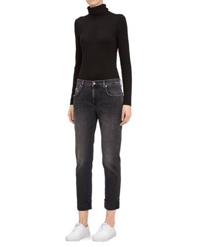 RELAXED SKINNY SLIM ILLUSION VIBE