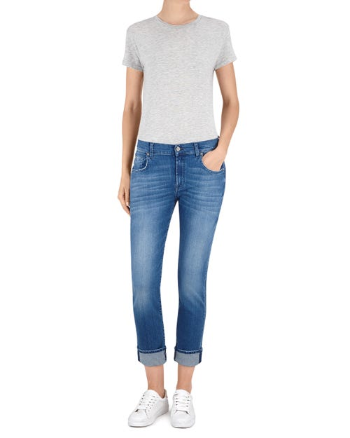 RELAXED SKINNY SLIM ILLUSION PACIFIC