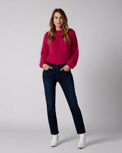 7 For All Mankind - Relaxed Skinny Slim Illusion Homeland