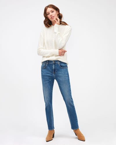 RELAXED SKINNY SLIM ILLUSION REALITY