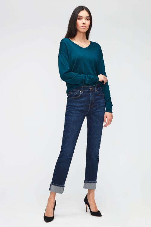 RELAXED SKINNY SLIM ILLUSION ECO EMPOWER