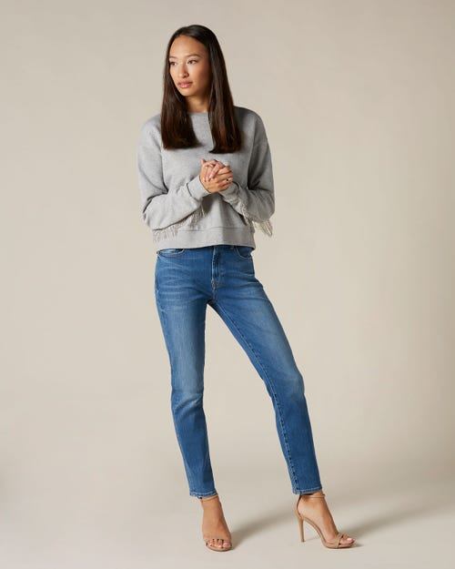 RELAXED SKINNY SLIM ILLUSION POSESSED