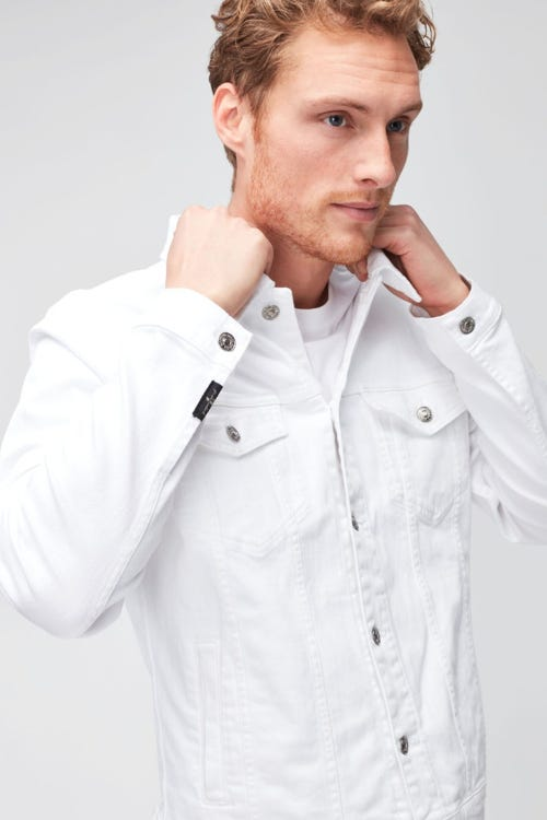 PERFECT JACKET CLEAN WHITE