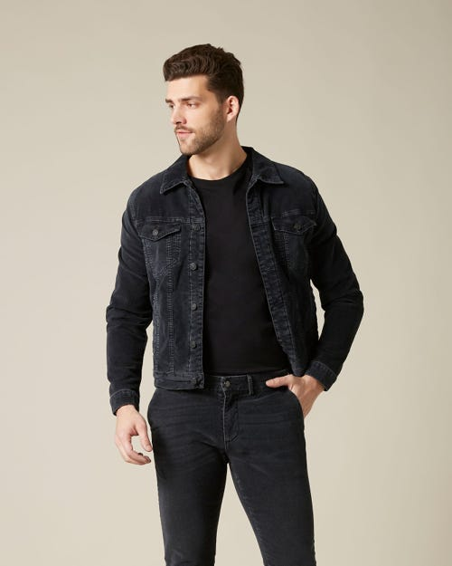 PERFECT JACKET VELVET EVOLUTION BLACK