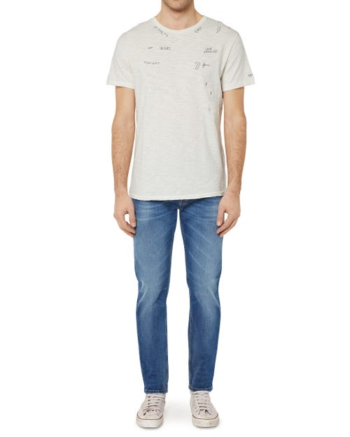 7 For All Mankind - Larry Rodeo King Dark Blue