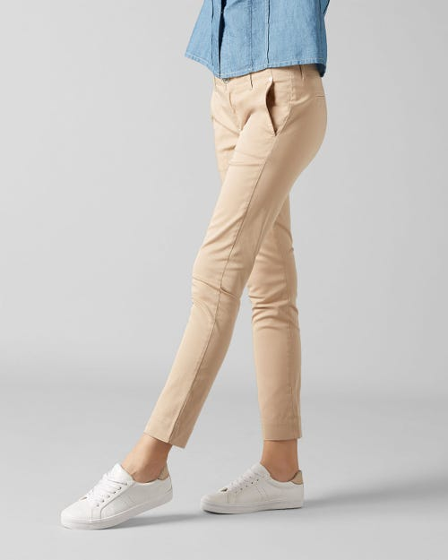 7 For All Mankind - Pyper Chino Sandcastle