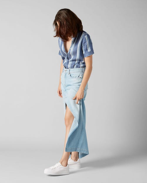 7 For All Mankind - Maxi Skirt Encinitas