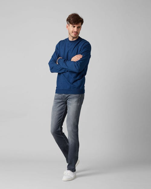 7 For All Mankind - Slimmy Broadway Grey