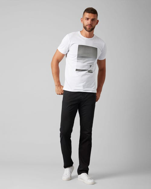 7 For All Mankind - Slimmy Light Weight Black