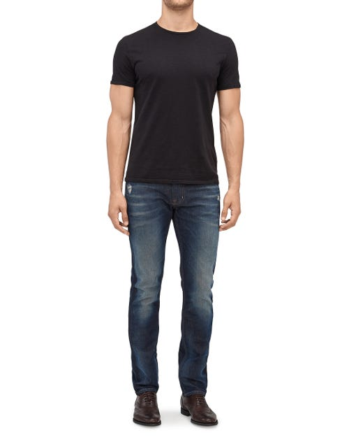 7 For All Mankind - Kayden Legend Ranch Dark Blue