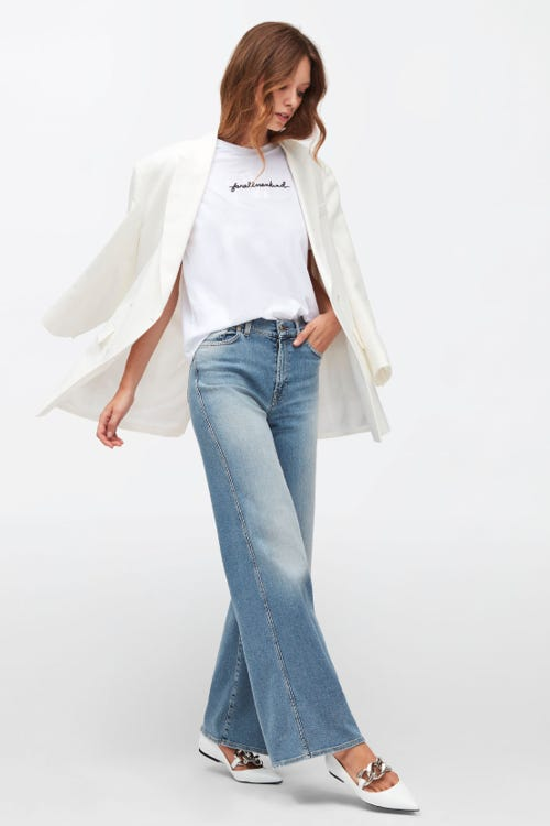 LOTTA LUXE VINTAGE DREAM TIME WITH USED HEM