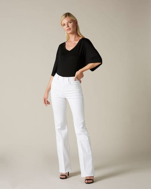 LISHA SLIM ILLUSION PURE WHITE
