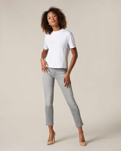 ROXANNE ANKLE LUXE VINTAGE OFF DUTY
