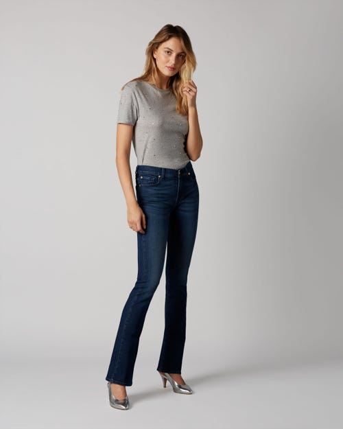 7 For All Mankind - Bootcut Slim Evolution Rhythm