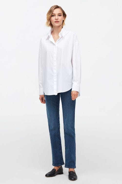 7 For All Mankind - The Straight B(Air) Vintage Dusk