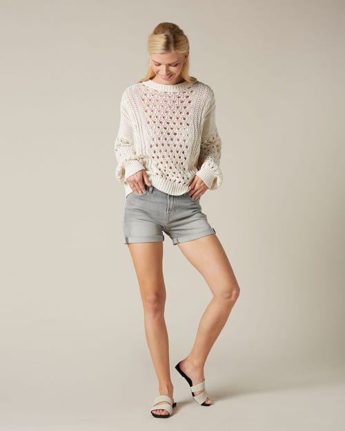 BOY SHORTS MOONSTONE