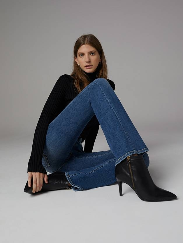 7 Wide legs - Bootcut