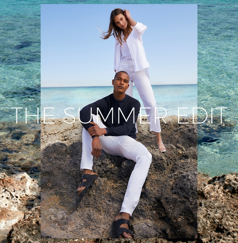 7 For all Mankind - The Summer Edit