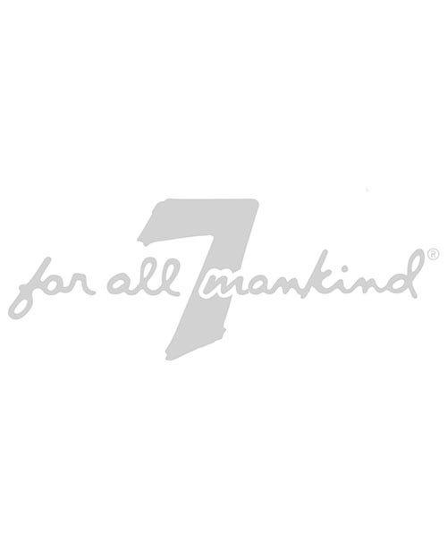 7 For All Mankind - V-Neck T-Shirt Slub Navy